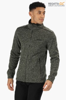 Regatta Green Gerado Full Zip Fleece Jacket