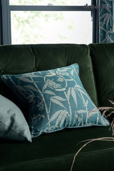Dot & Ivy Oriental Lantern Jacquard Cushion