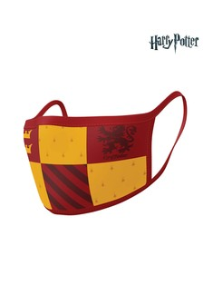 Red/Yellow Harry Potter Adult Face Covering