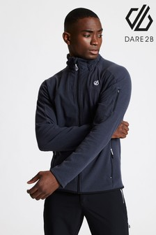 Dare 2b Grey Practice Full Zip Fleece