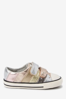 Metallic Trainers (Younger)