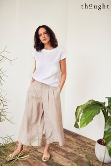 Thought Brown Isobel Culottes