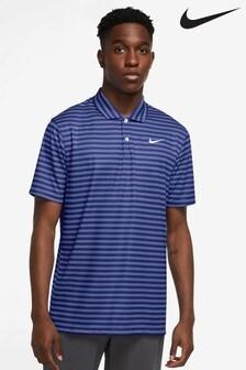 Nike Golf Dri-FIT Striped Polo Shirt