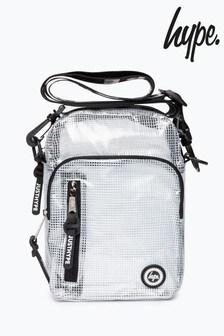 Hype. Transparent Cross Body Bag