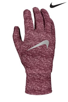 Nike Red Dri-FIT Element Gloves