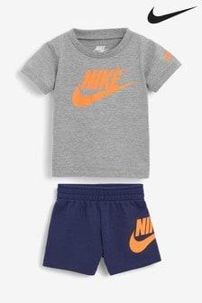 Nike Infant Futura T-Shirt And Shorts Set