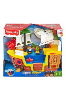 Fisher-Price Little People Pirate Ship