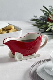 Santa's Sleigh Gravy Boat