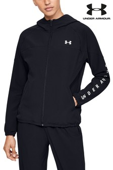 Under Armour Woven Hooded Jacket