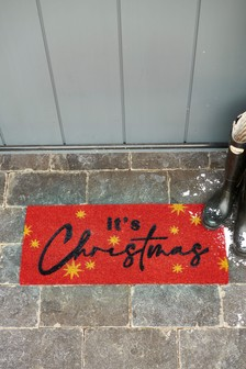 It's Christmas Doormat