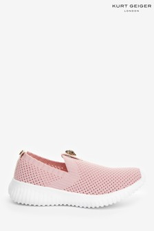 Kurt Geiger Mini Lorna Sock Slip-On Trainers
