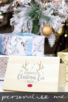 Personalised Christmas Eve Box by Signature Gifts