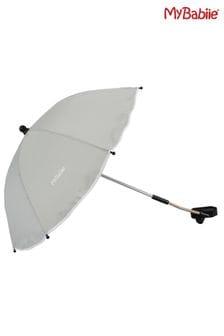 My Babiie Grey Pushchair Parasol