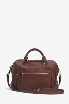 Berry Zip Pocket Grab Bag