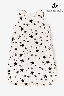Noé & Zoë Black Stars Sleeping Bag