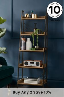 Bronx Chevron Ladder Shelf