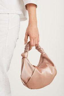 Light Pink Handheld Mini Bag