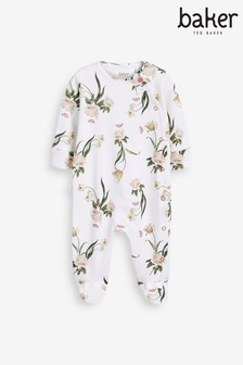 Baker by Ted Baker Floral Sleepsuit