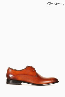 Oliver Sweeney Knole Calf Leather Derby Shoes