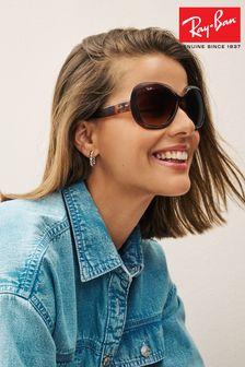 Ray-Ban Jackie Ohh II Oversized Sunglasses