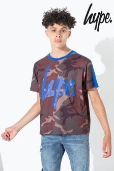 Hype. Northern Camo Kids T-Shirt