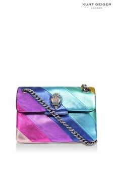 Kurt Geiger London Pink Mini Kensington S Bag