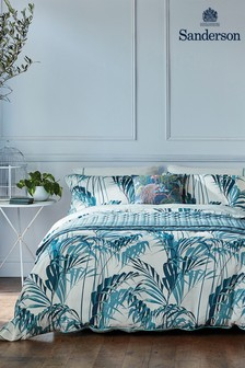 Sanderson Home Palm House Duvet Cover
