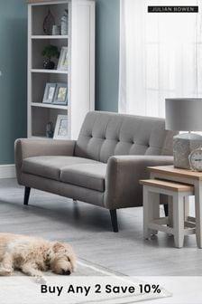 Monza Sofa Bed by Julian Bowen