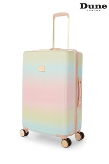 Dune London Olive Medium Suitcase