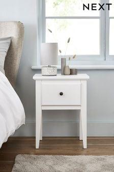 Ashington 1 Drawer Bedside
