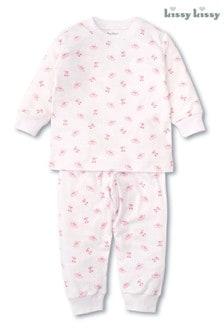 Kissy Kissy Pink Ballet Slippers Pyjamas