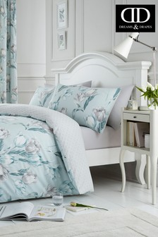 Tulip Duvet Cover and Pillowcase Set by D&D