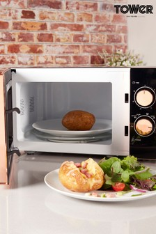 20L Manual Microwave by Tower