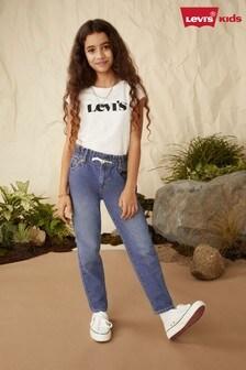 Levi's® White Modern Logo T-Shirt
