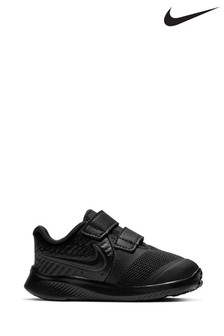Nike Run Black Star Runner Infant Trainers
