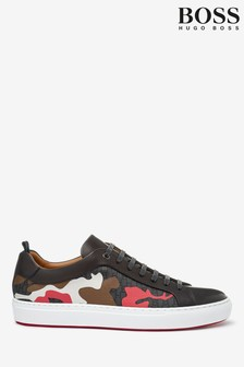 BOSS Mirage Tenn Camouflage Trainers