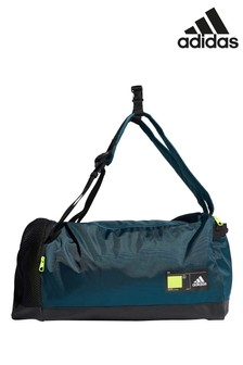 adidas Teal 4ATHLTS ID Medium Duffle Bag