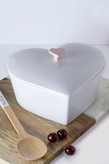 Heart Shaped Casserole Dish