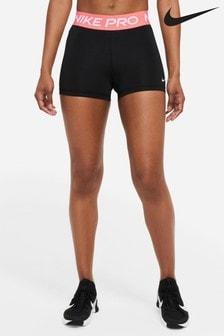 Nike Black Pro 365 Shorts