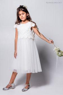 Angel & Rocket Lace Bodice Dress
