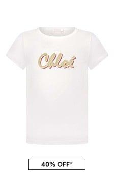 Girls Cotton Jersey T-Shirt