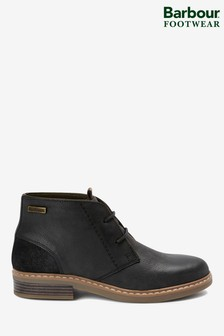 Barbour® Black Redhead Boots