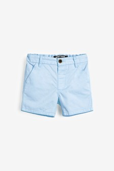 Blue Chino Shorts (3mths-7yrs)