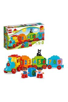 LEGO 10847 DUPLO Number Train Toy Education Large Bricks Set