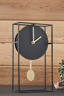 Pendulum Mantle Clock