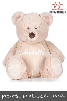 Personalised Cuddly Teddy by Instajunction