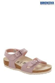 Birkenstock® Pink Rio Sandals