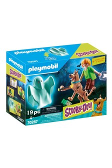 Playmobil® 70287 SCOOBY-DOO! Scooby And Shaggy With Ghost