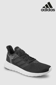 Black  adidas Run AsWeeRun