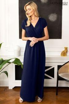 HotSquash Navy Maxi Dress